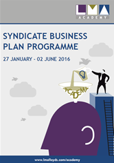 lma academy syndicate business plan programme