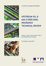 Upstream Oil & Gas Cyber Risk Report